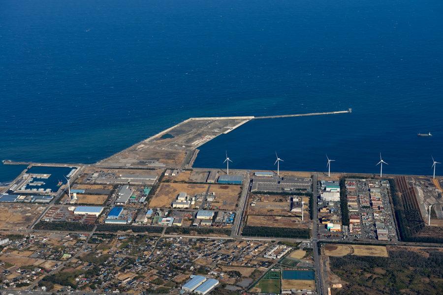 外港公共埠頭