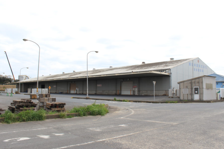 南公共埠頭倉庫