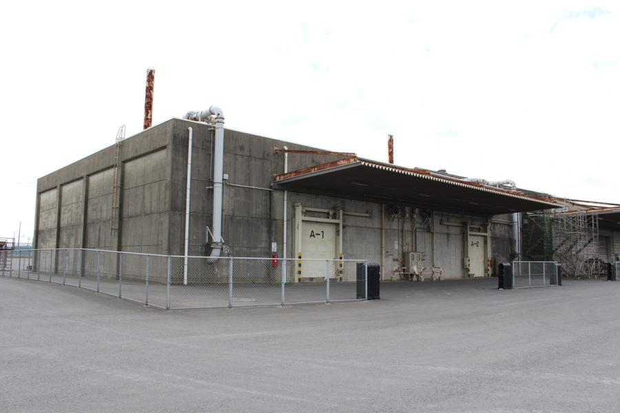 くん蒸倉庫