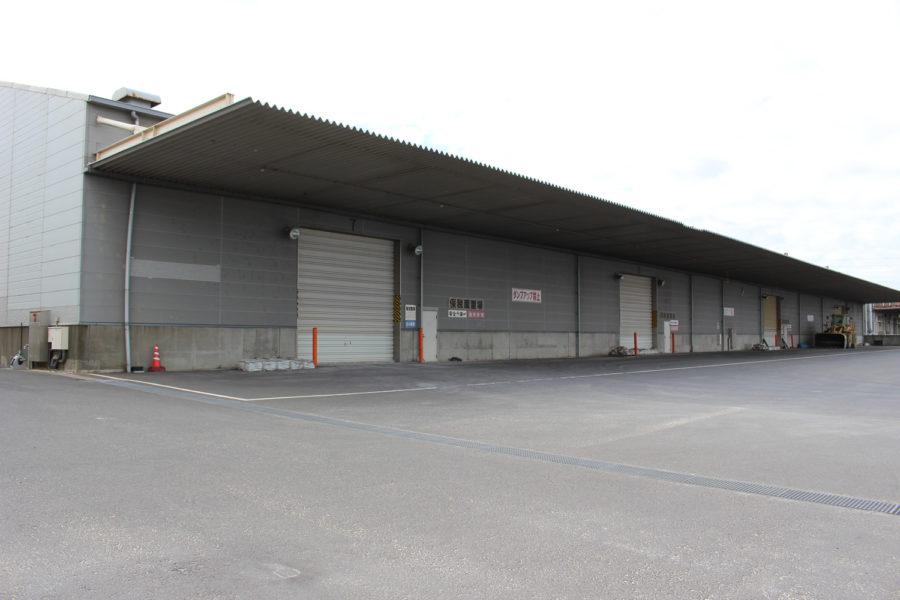 物流センター倉庫